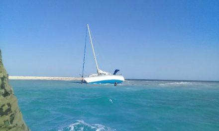 Rescatadas cuatro personas en alta mar frente a Yucatán