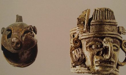 Emergen vestigios mayas en zona de Kinchil