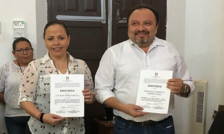 Dan constancia de mayoría a Torres Rivas y Frías Castillo