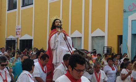 """En Domingo de Ramos, mensaje para no idolatrar a """"cualquiera"""" (Vídeo)"""