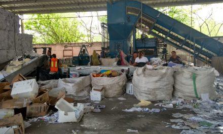 Reciclaje de desperdicio, cadena de valor desaprovechada