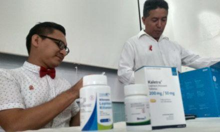 Alerta riesgo de desabasto de medicamentos para VIH-SIDA (Vídeo)