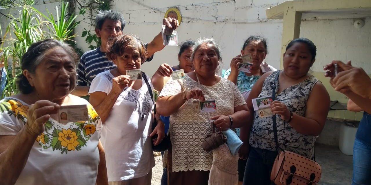 'Viacrucis' de PRI Yucatán camino al CEN y tribunales federales