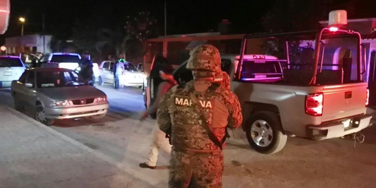 'Rafagueado' en zona hotelera de Cancún