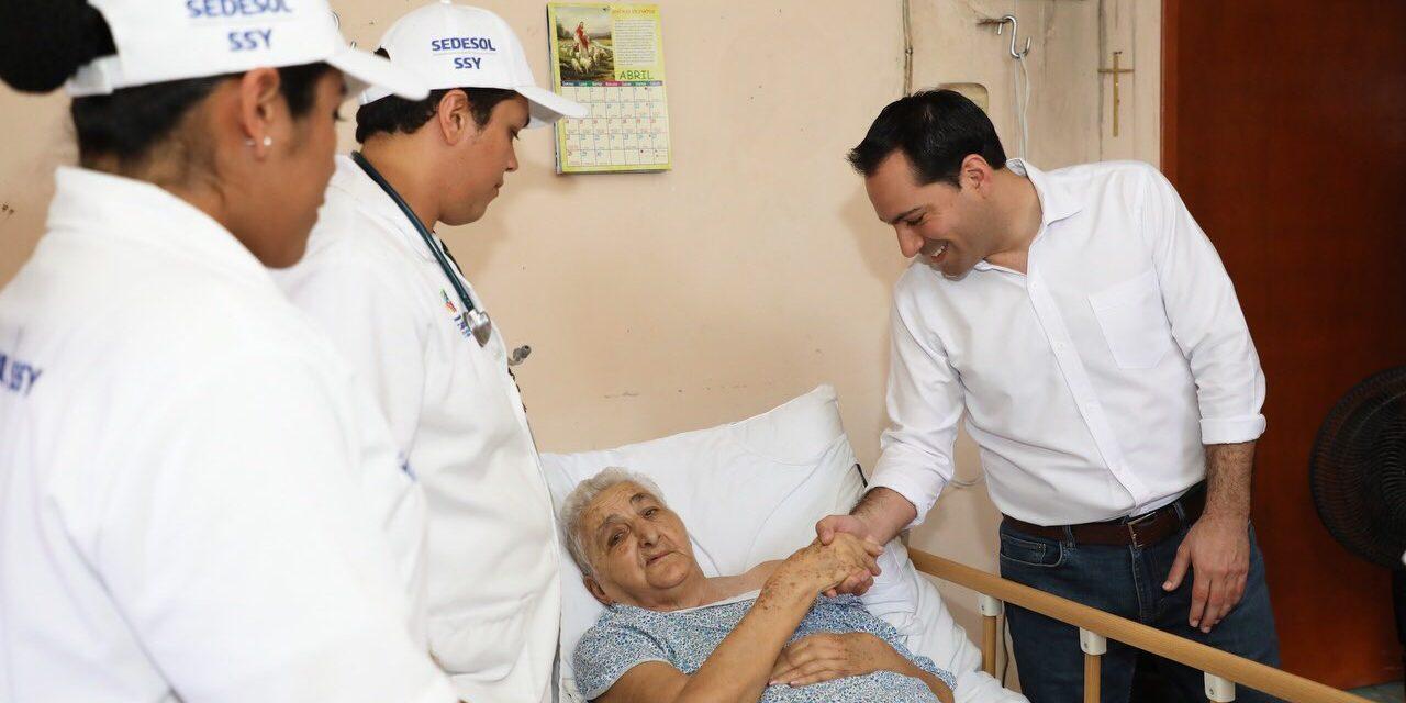Médico a Domicilio sigue mejorando la calidad de vida de los yucatecos