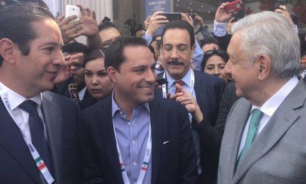 Promociona Vila a Yucatán en Feria Aeroespacial México-FAMEX-2019