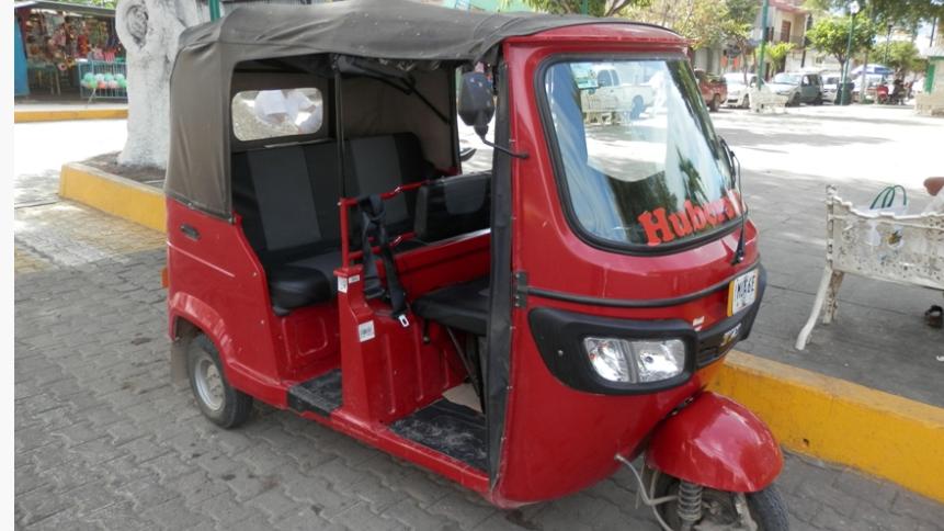 Mototaxistas en Mérida, en riesgo de mayor conflicto