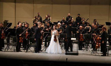 Recibió el Peón Contreras el más difícil de los conciertos para violín