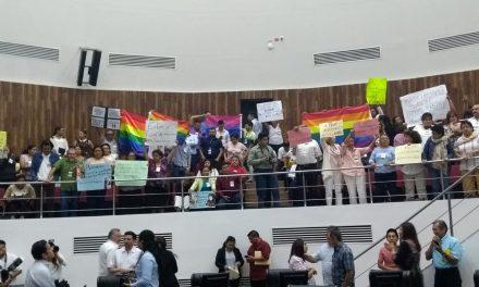 'Aborta' en Yucatán matrimonio igualitario (Vídeo)