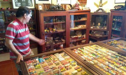 Festival de coleccionistas, este fin de semana en Mérida (Vídeo)