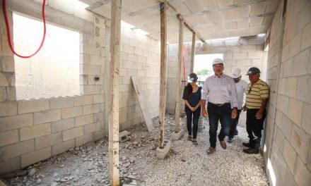 Ayuntamiento de Mérida beneficia a más familias con mejores condiciones de vida