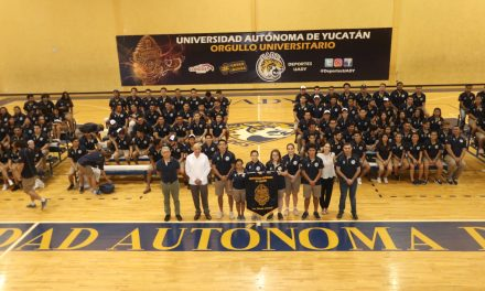 Delegación UADY en Universiada Nacional 2019, con 300 atletas y entrenadores