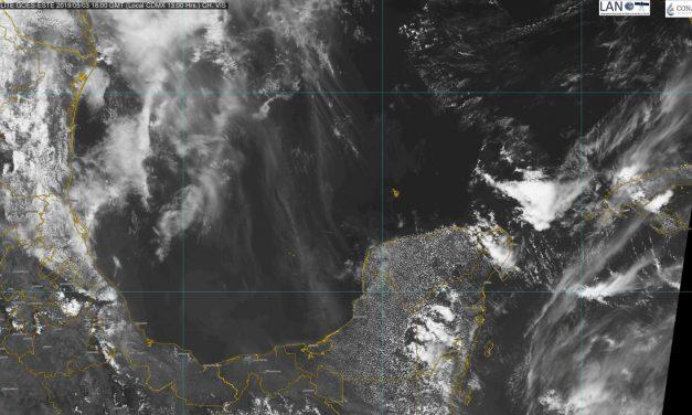Calor en ascenso: hasta 41 grados en Península de Yucatán