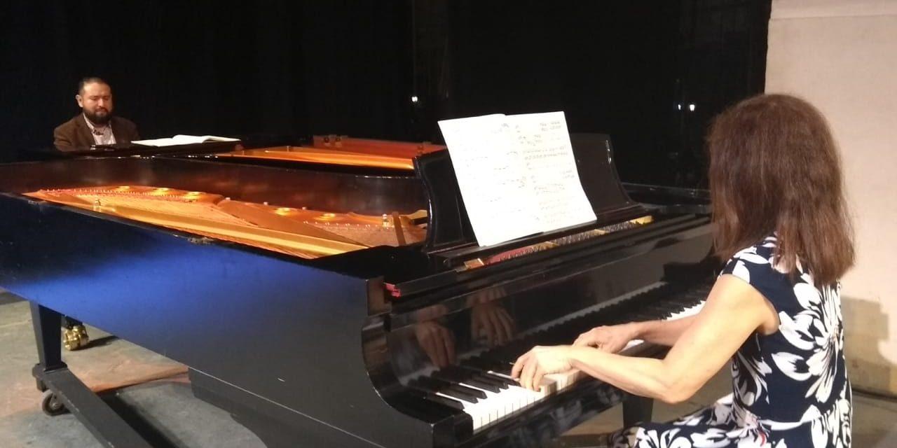 Trae OSY Concierto para dos pianos y 6a Sinfonía de Beethoven (Vídeo)