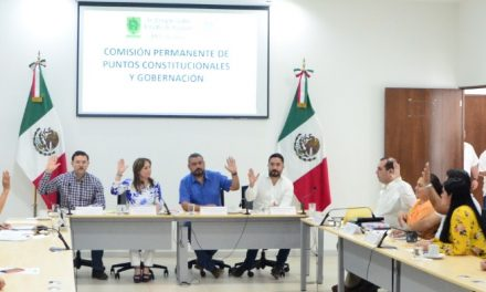 Paridad de género en todos los cargos públicos, al pleno de Congreso Yucatán