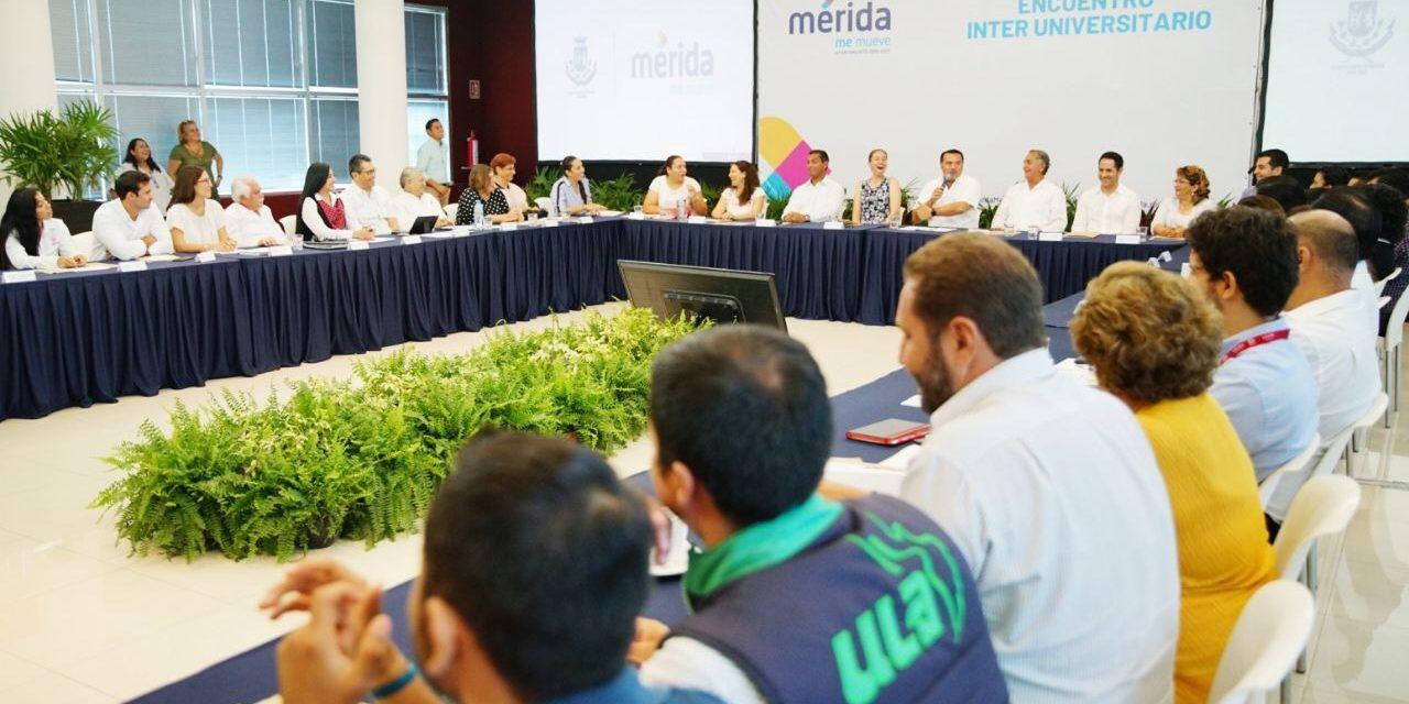 Mayor sinergia entre Ayuntamiento y universidades para seguir mejorando la ciudad