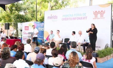 Mayor certeza patrimonial para trabajadores del Ayuntamiento de Mérida