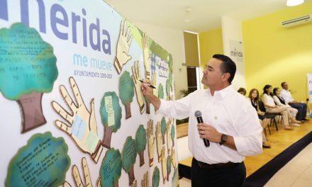 Ayuntamiento Mérida fortalece diálogo y trabajo con organismos de la sociedad civil