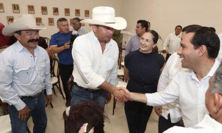 Listos nuevos programas de apoyo para ganadería yucateca