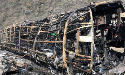 Accidente en Veracruz: 21 muertos y 30 heridos