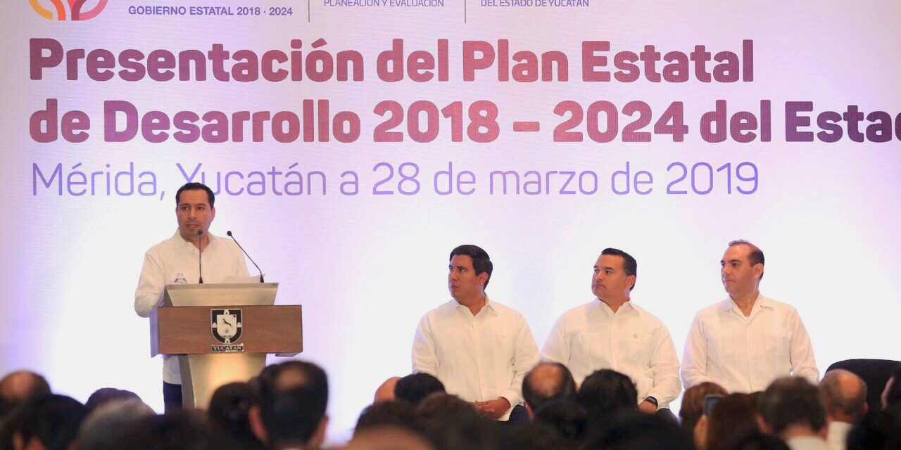 Traducen Plan Estatal de Desarrollo a lengua maya