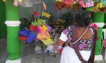 """Milpas acompañadas por los """"Yuunstiles"""" mayas"""