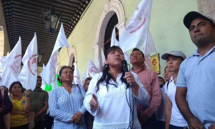 Antorchistas a AMLO: ¿Qué nos queda a los pobres? (Vídeo)