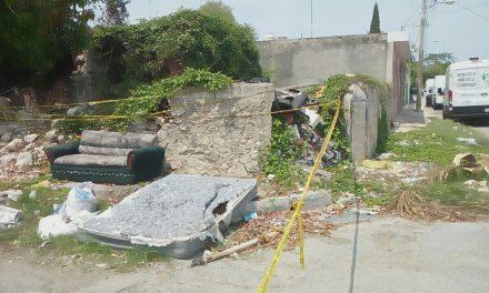 """Hallan cadáver """"ensabanado"""" en la colonia Vicente Solís"""