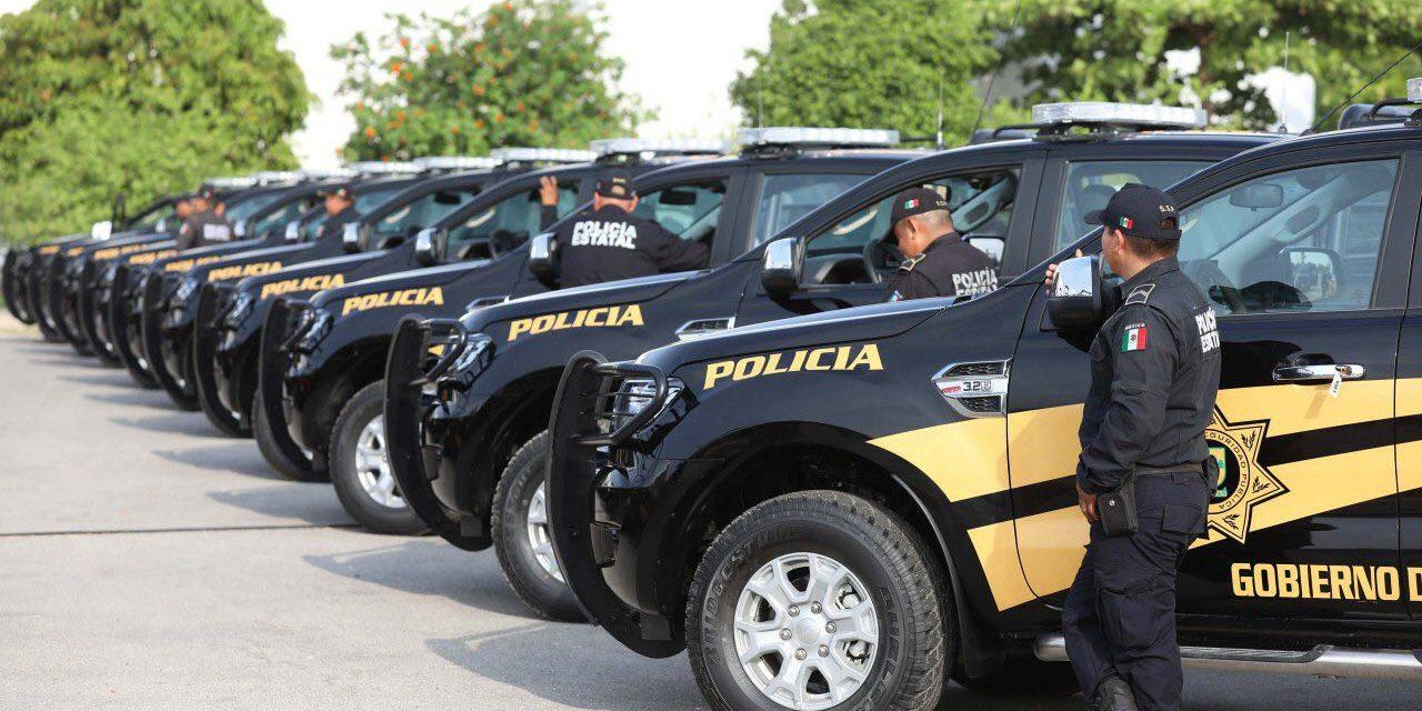 Inicia entrega de 350 nuevas patrullas para reforzar seguridad