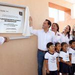 Puerto Progreso tiene nuevo jardín de niños y así fue la inaguración