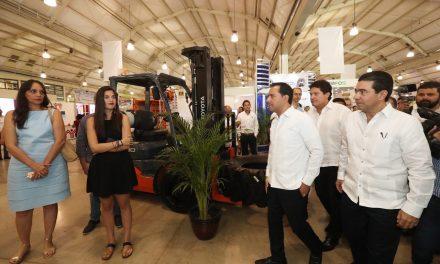 Inversión de dos mil 200 MDP en Yucatán para mejorar infraestructura