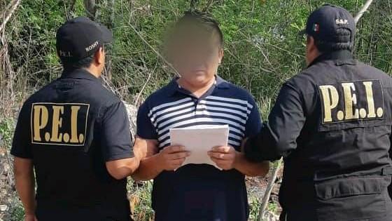 Llevan ante juez a presunto asesino del taxista Edgar Armando