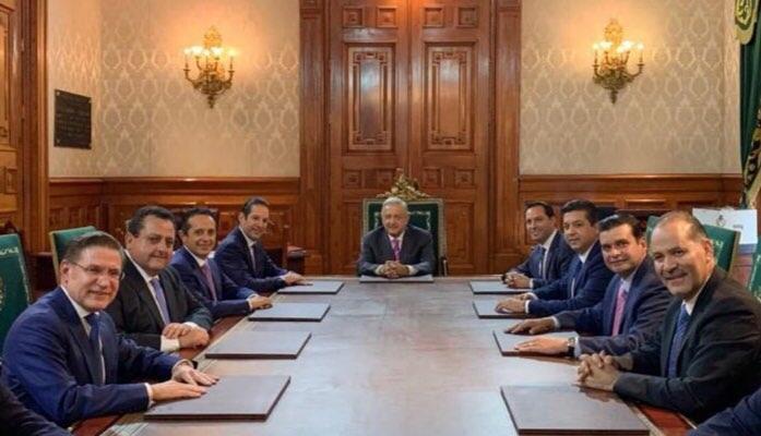 Vila y gobernadores panistas suscriben Acuerdo Nacional para la Concordia