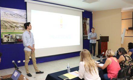 Proyecto estudiantil de bioplástico a partir de desperdicios de origen vegetal