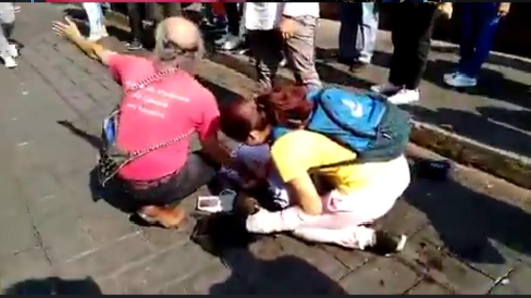 Empresario y líder cetemista muerto en balacera en Cuernavaca (Vídeo)