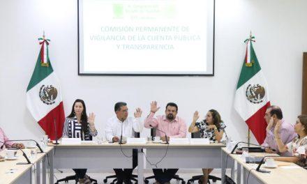 Dudas sobre organismos estatales y municipales que entregaron cuentas públicas 2018