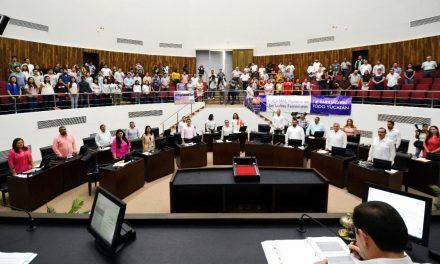 Aprobado: paridad de género en todos los cargos públicos en Yucatán