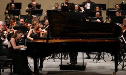 Retorno triunfal de pianista venezolana Edith Peña (Vídeo)