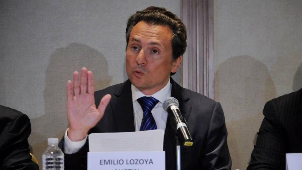 Giran órdenes de aprehensión contra Emilio Lozoya y Alonso Ancira
