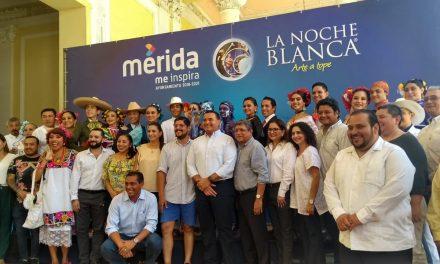 Se acerca a Mérida otra 'Noche Blanca'