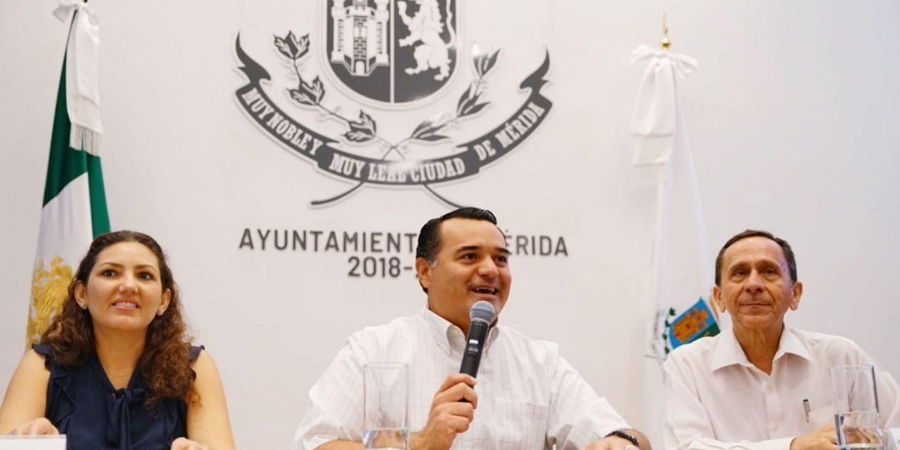 Renán Barrera presentó acciones y resultados alcanzados durante ICCA2019