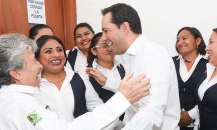 'Día libre' a madres trabajadoras del Gobierno de Yucatán este viernes