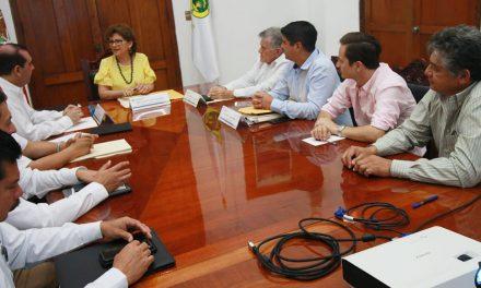 Revisan tres poderes de Yucatán conflicto limítrofe con Quintana Roo
