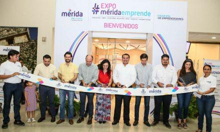 Expo Mérida Emprende 2019 y sus 100 emprendedores