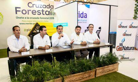 Convenio de CMIC llevará gas natural al norte, poniente y oriente de Mérida