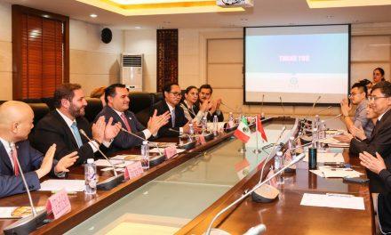 Nuevas oportunidades de intercambio académico de Mérida con China