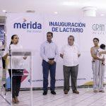 Primer lactario en plaza comercial de Mérida