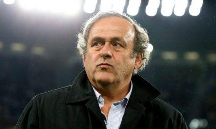 Detenido Michel Platini, ex presidente de UEFA y ex estrella de selección de Francia