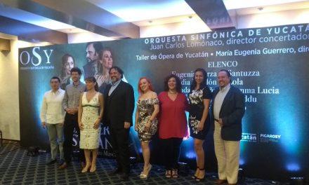 """Negro panorama para la ópera en el país; Yucatán, """"faro"""" (Video)"""