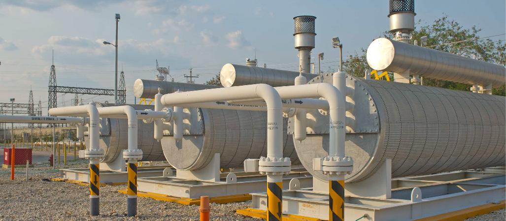 Corporativo de gas natural 'listo' para mayor suministro del energético